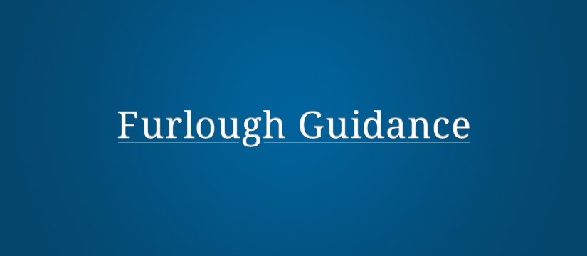 Furlough Guidance