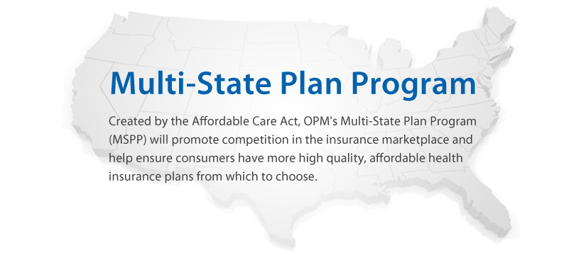 Multi-State Plan Program