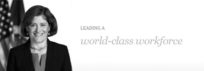 Leading a World-Class Workforce