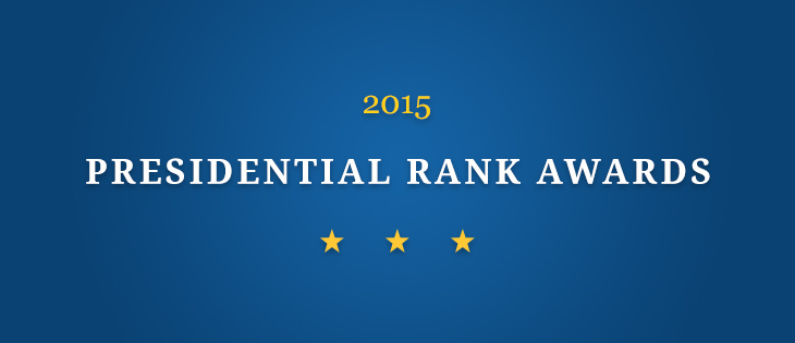 2015 Presidential Rank Awards