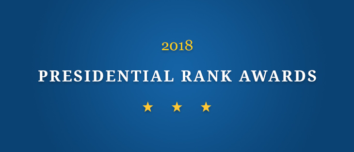 2018 Presidential Rank Awards