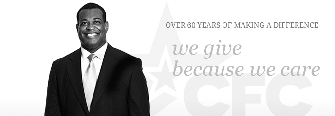 50 Years of Making a Difference: We give because we care.