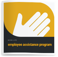 Brochure cover for Employee Assistance Program