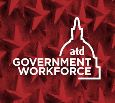 atd Government Workforce logo