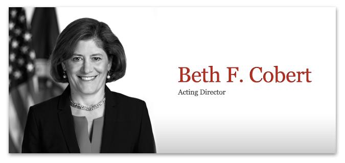 OPM Director Beth Cobert