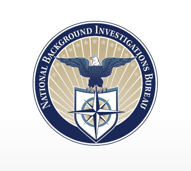 National Background Investigations Bureau seal